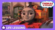 Adapting to Change Life Lessons Thomas & Friends