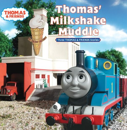 Thomas' Milkshake Muddle (book)