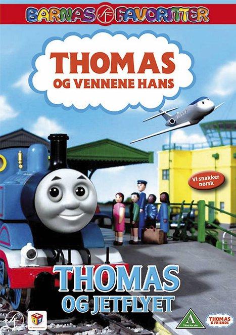 Thomas and the Jet Plane (DVD)