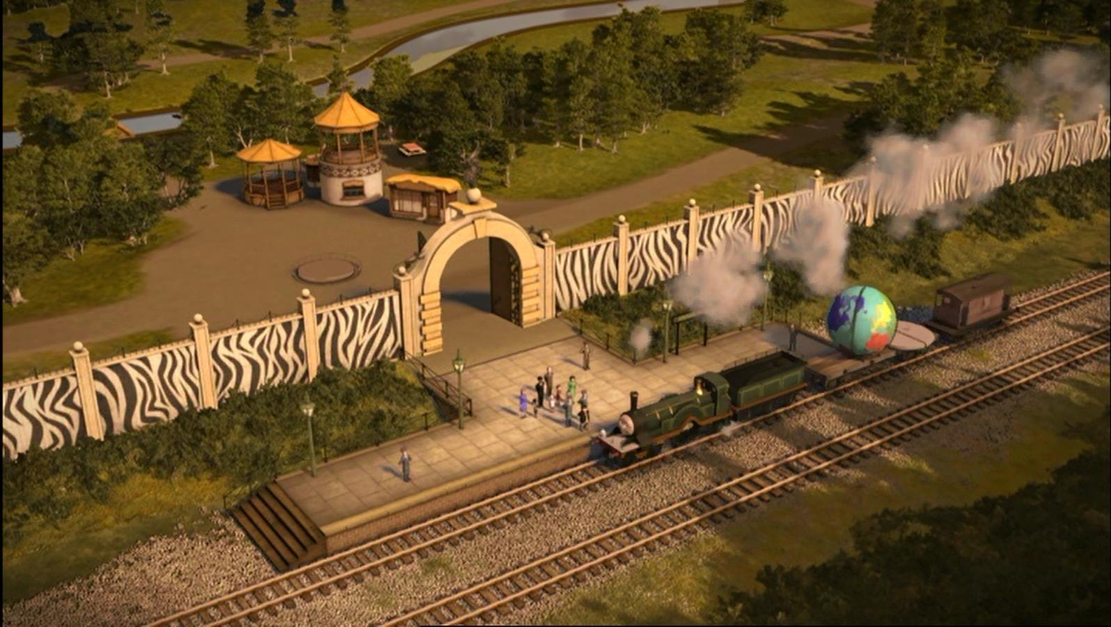 Sodor Animal Park