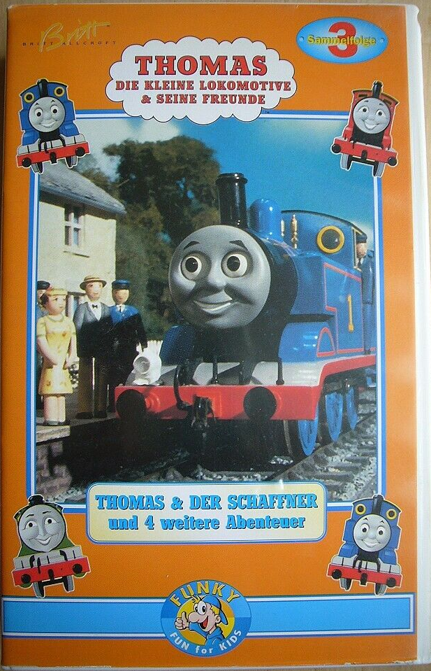 Thomas and the Guard and 4 Other Adventures