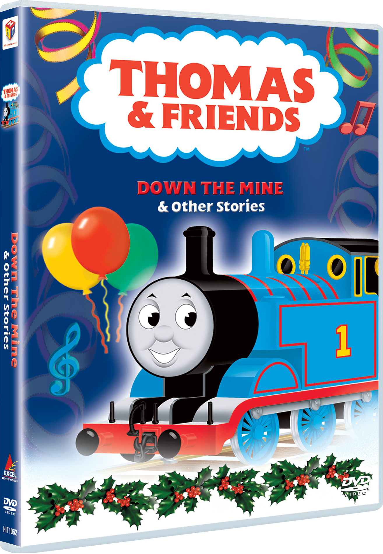 Down the Mine and Other Stories (DVD)