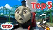 Thomas & Friends UK™ Top 5 Songs! Best of Thomas Highlights Thomas Top 5 Kids Cartoon