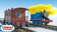 Thomas the Giant Thomas' Magical Birthday Wishes Thomas & Friends UK Kids Cartoon