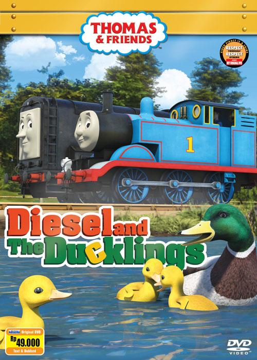 Diesel and the Ducklings (DVD)