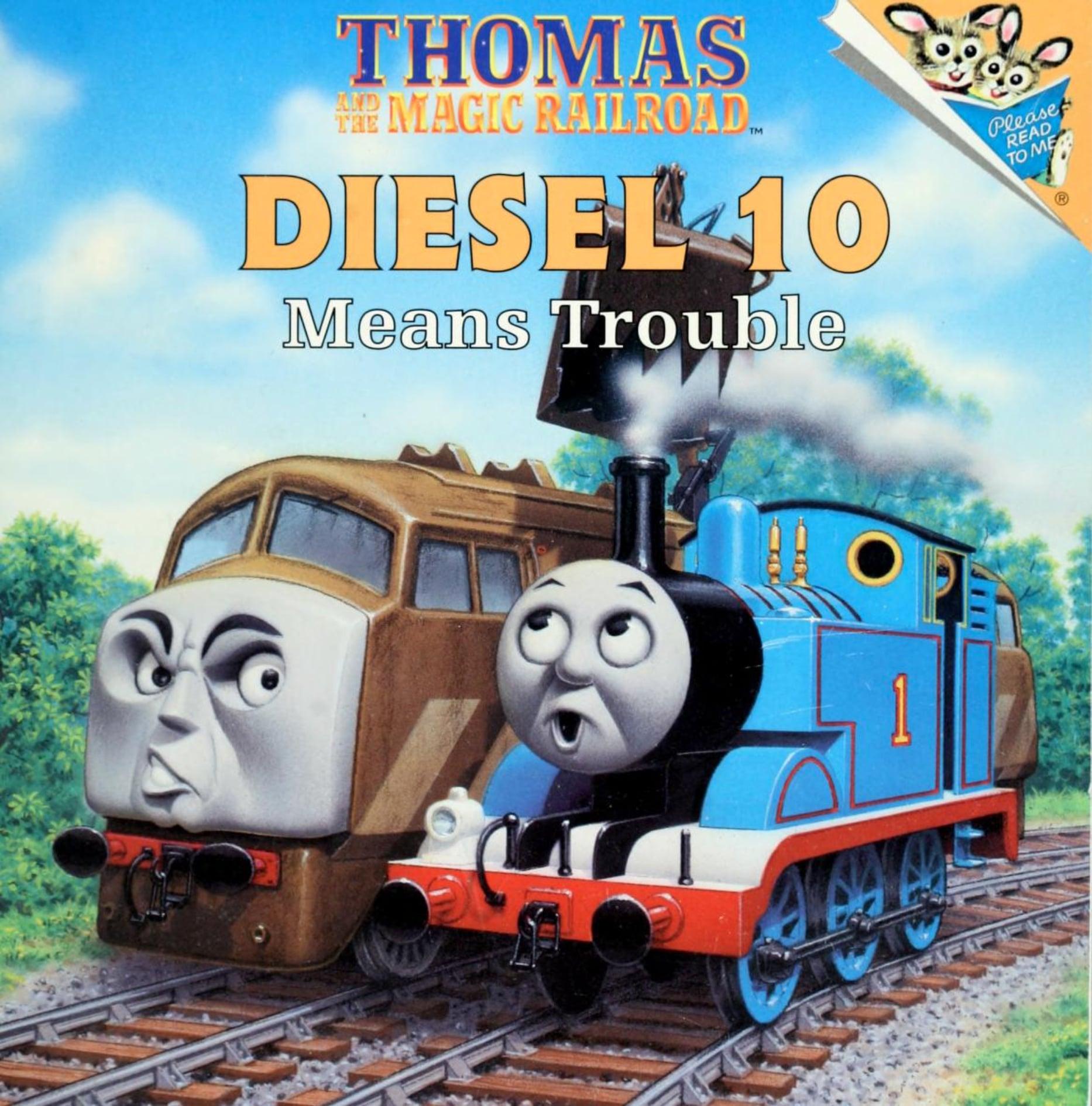Diesel 10 Means Trouble