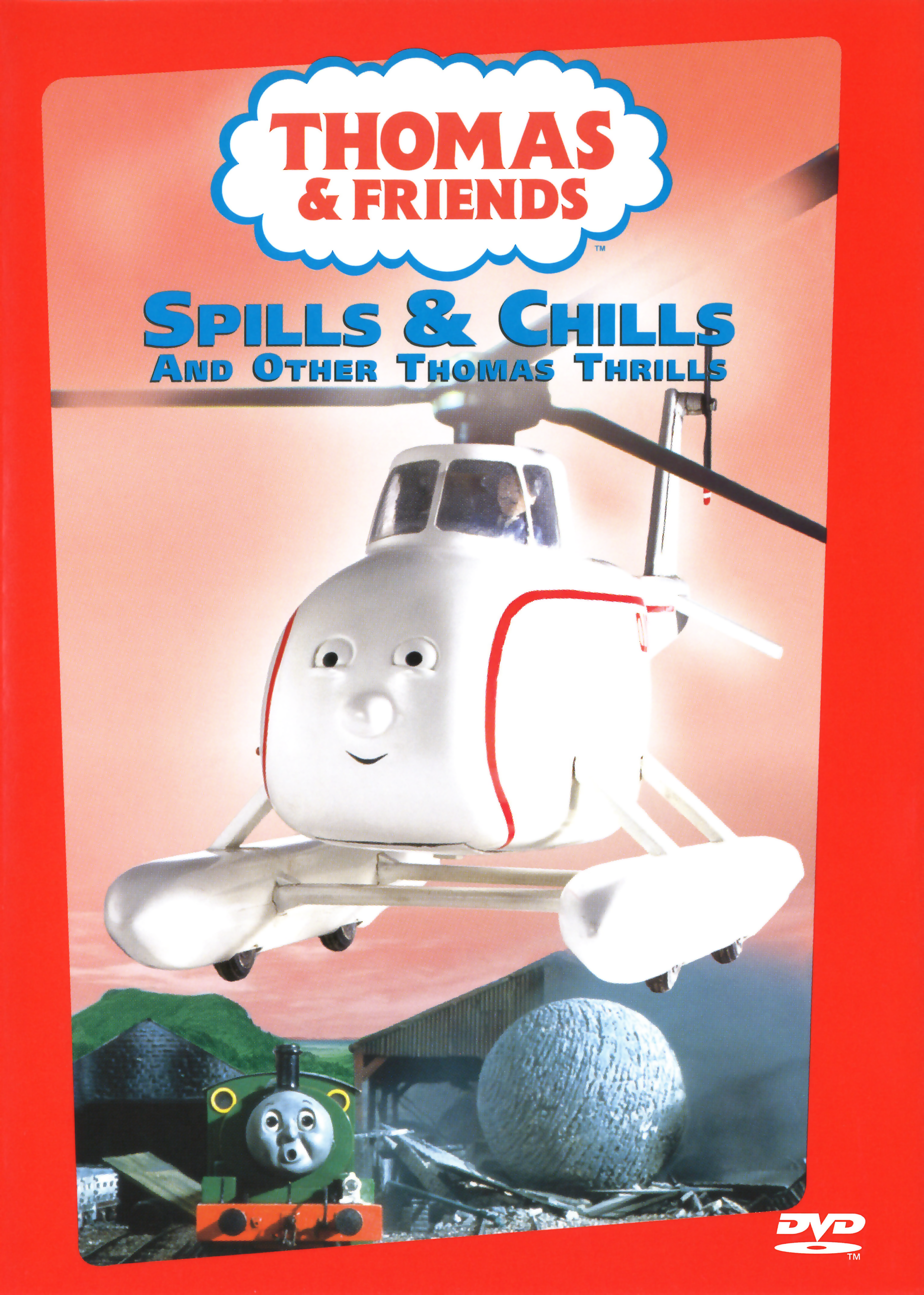 Spills and Chills and Other Thomas Thrills