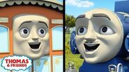 Thomas & Friends UK Meet the Characters - Lorenzo and Beppe! Videos for Kids