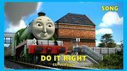 Doing it Right - CGI Music Video