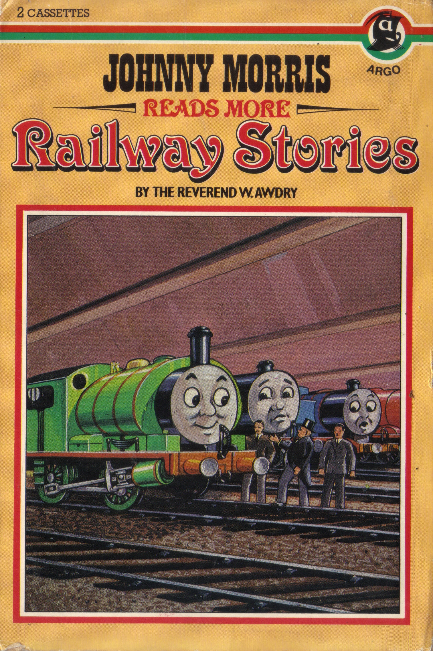 Johnny Morris Reads More Railway Stories