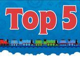 Thomas Top 5