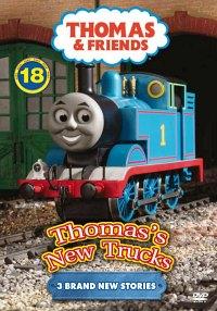 Thomas's New Trucks (DVD)