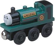WoodenRailwayPeterSam1990model