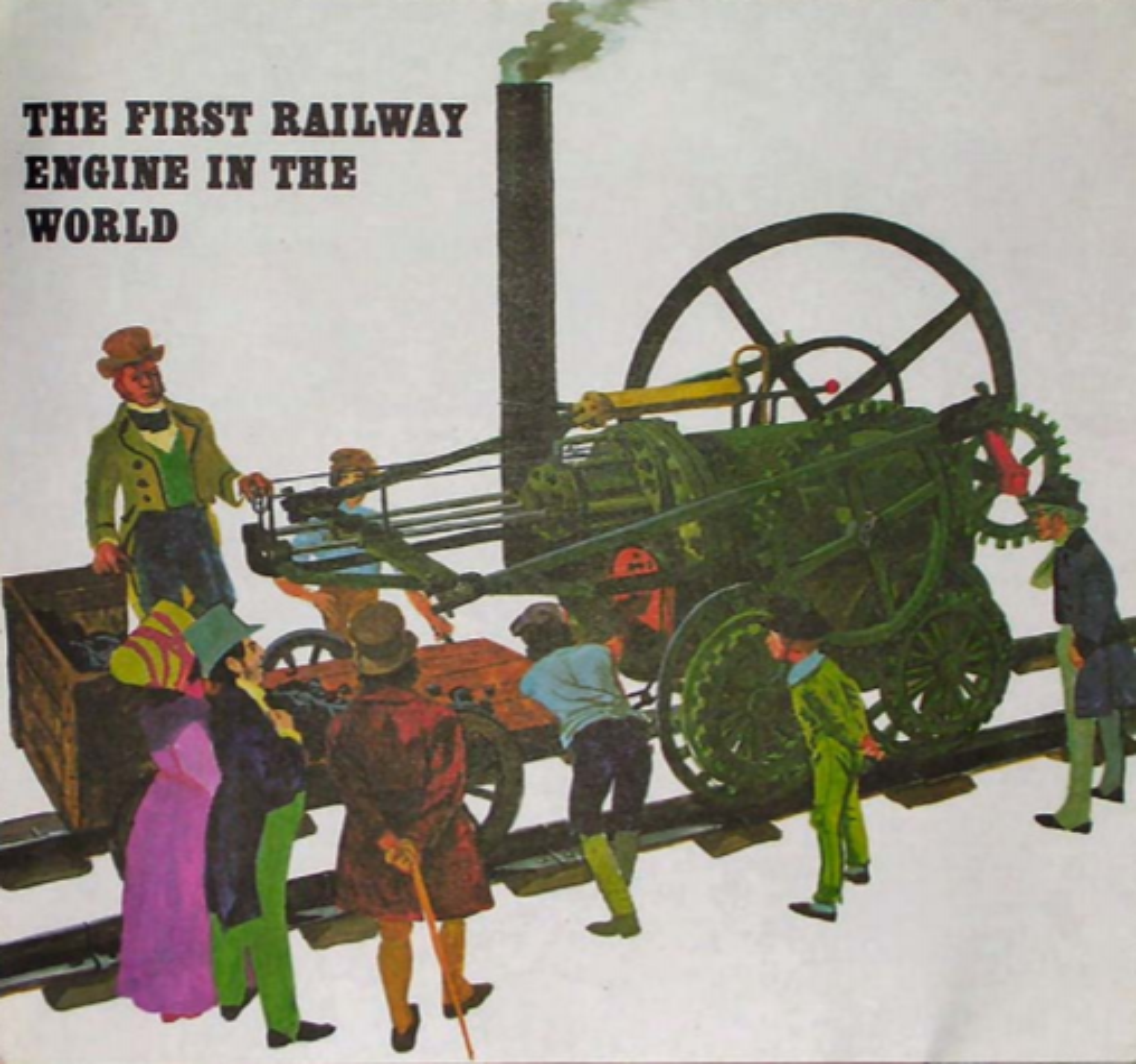 The Coalbrookdale Locomotive