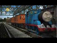 Minimax Hungarian Thomas Series 17 promo