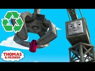 Thomas & Percy Learn About Recycling