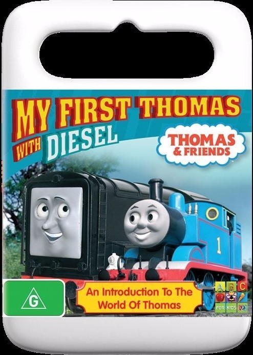My First Thomas with Diesel