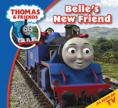Belle's New Friend