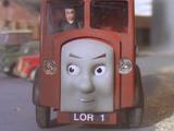 The Horrid Lorries