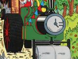 The Steamroller