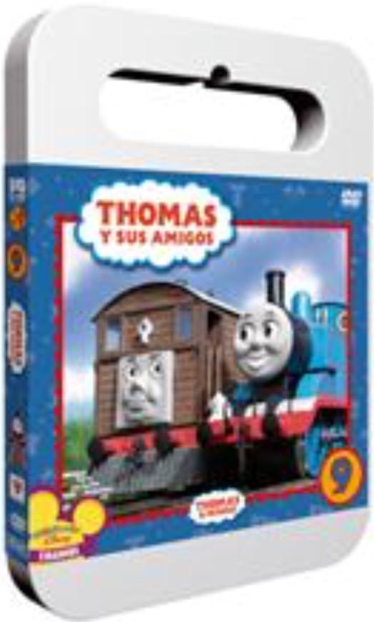 Thomas and Friends - Volume 9 (Spanish DVD)