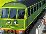 List of Diesel and Electric Engines in the Railway Series
