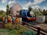 Knapford Crossing
