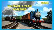 We Make a Team Together