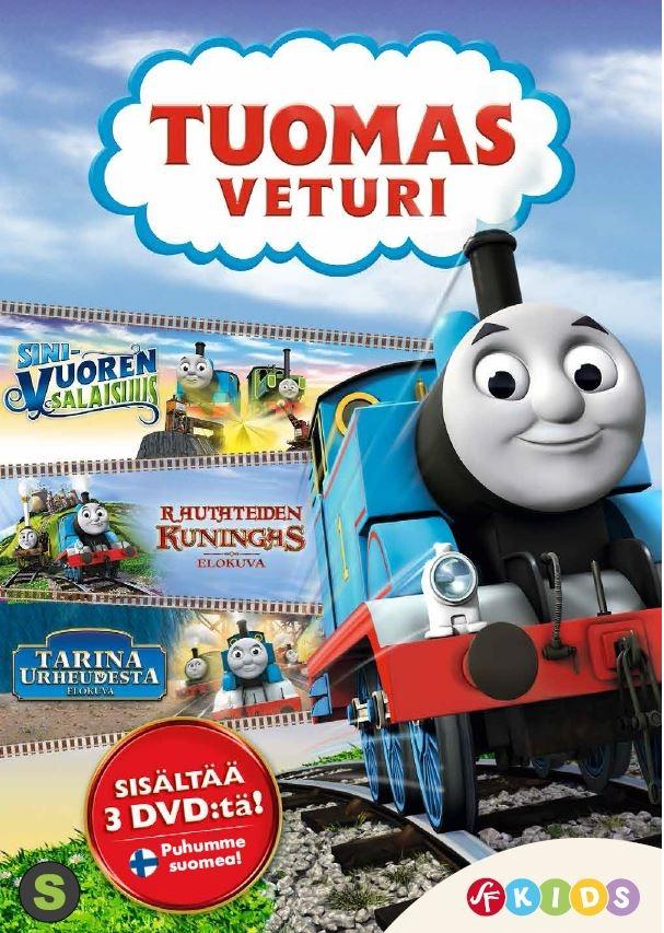 Finnish DVD Boxset (2017)
