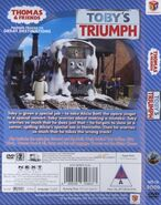 Toby'sTriumph(DVD)BackCoverandSpine