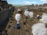 מגרש מופע הרכבת הגדול