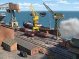 Brendam Docks