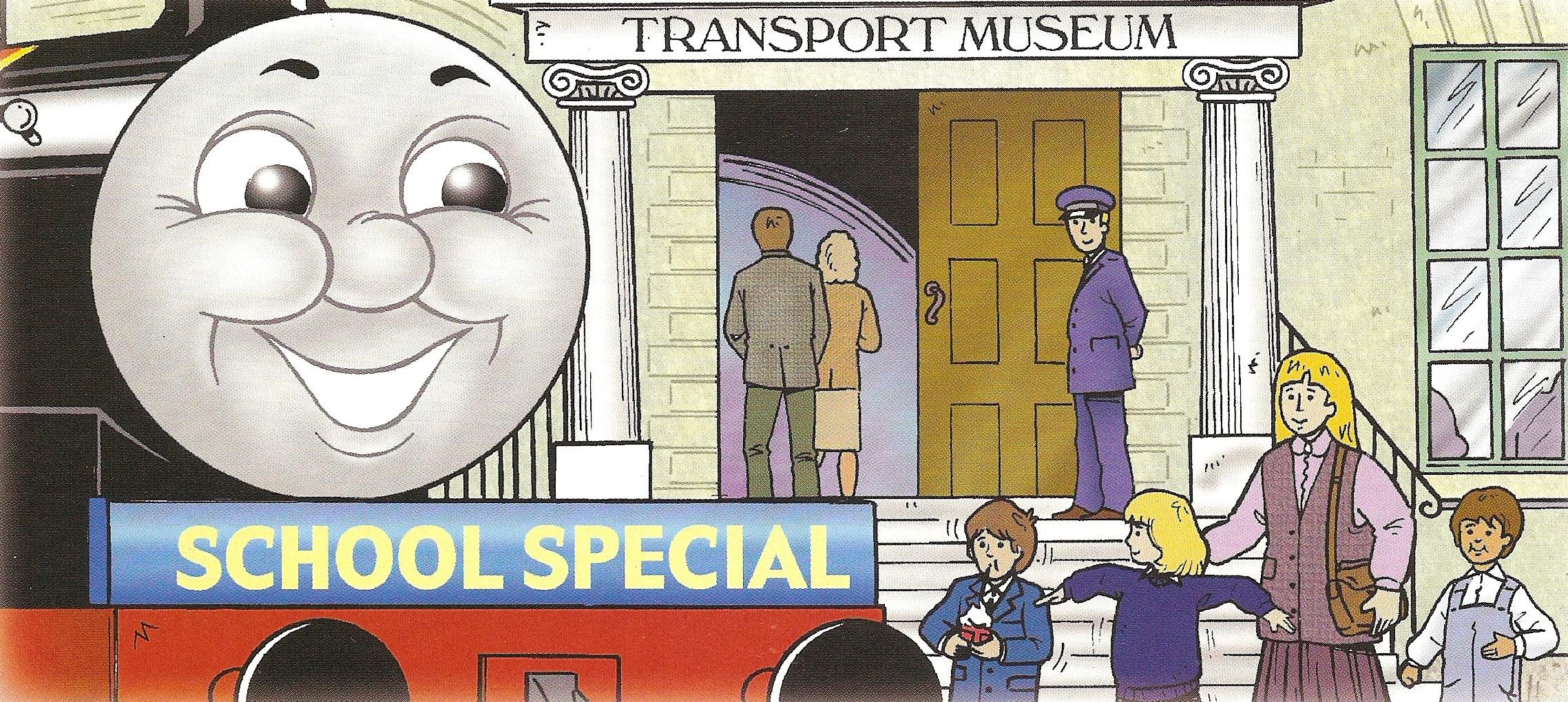 Sodor Transport Museum