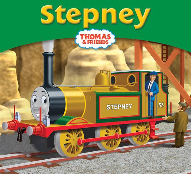 Stepney (Story Library Book)