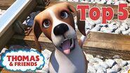 Thomas & Friends™ Animals! Thomas Top 5 Best of Thomas Highlights Kids Cartoon