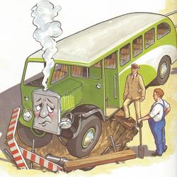 Minor Vehicle Characters