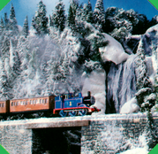 ThomasandPercy'sChristmasAdventure82