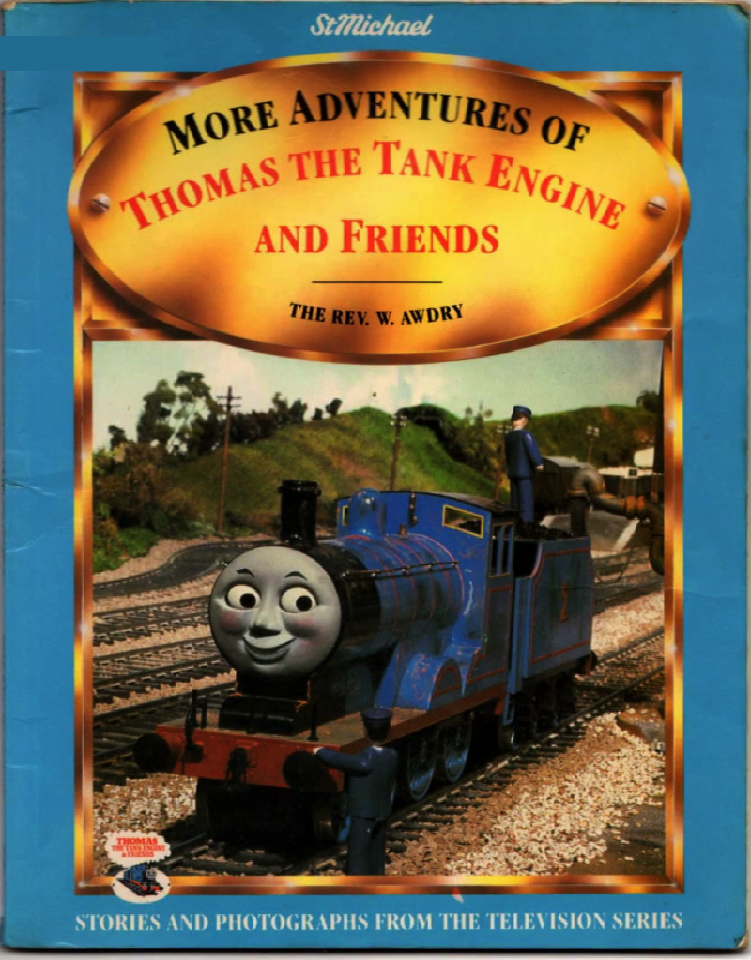 More Adventures of Thomas the Tank Engine and Friends