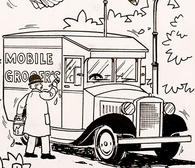 Mobile Grocer's