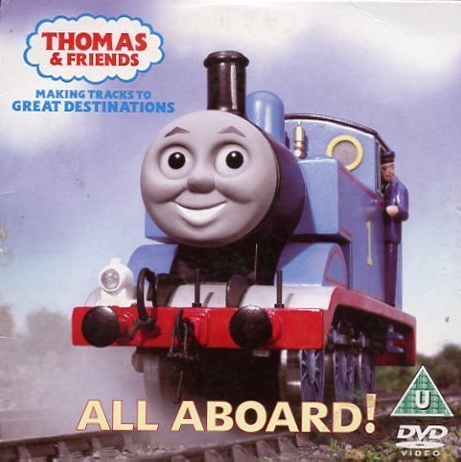 All Aboard With Thomas /& Friends