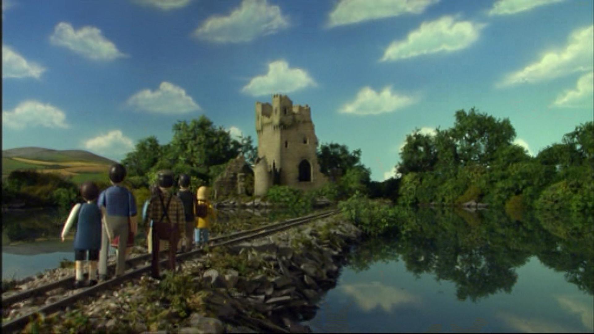Hawin Doorey Castle