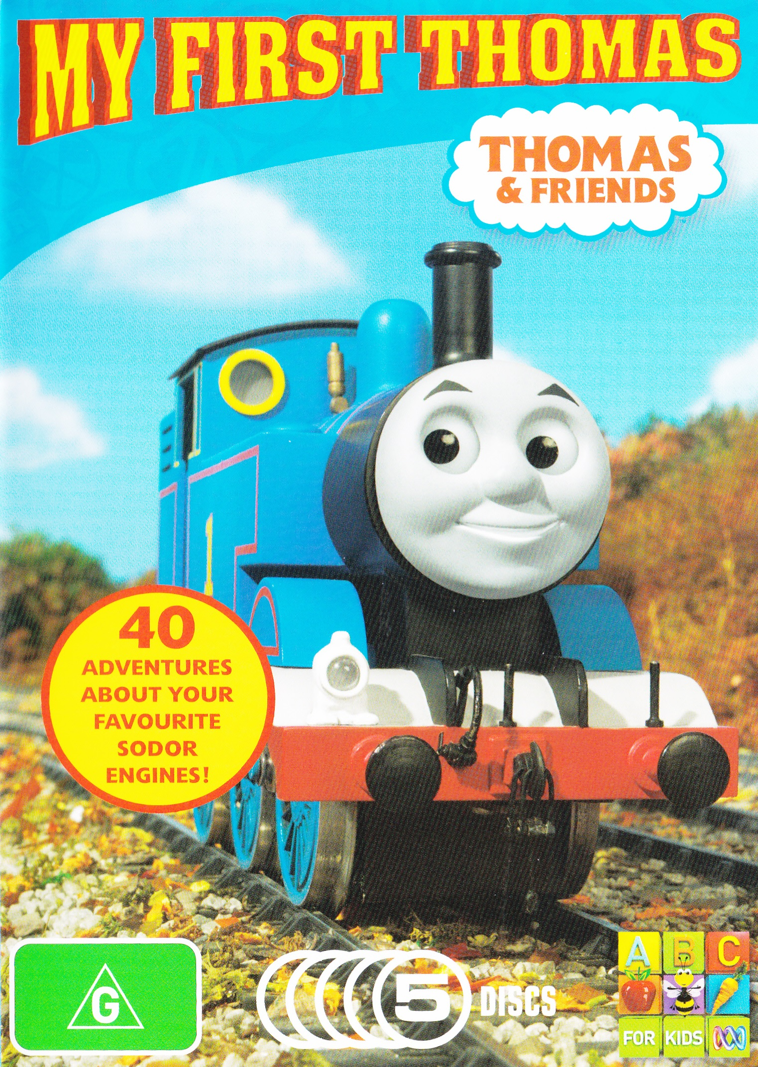 My First Thomas (DVD Pack)