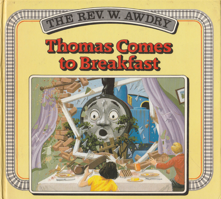 Thomas Comes to Breakfast (book)