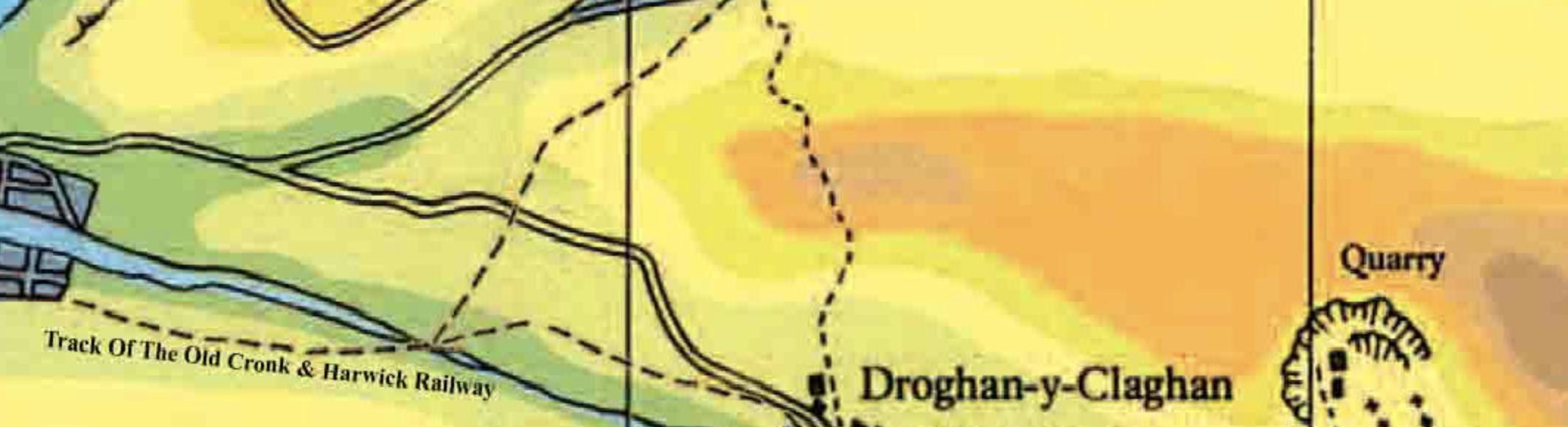 Droghan-y-Claghan
