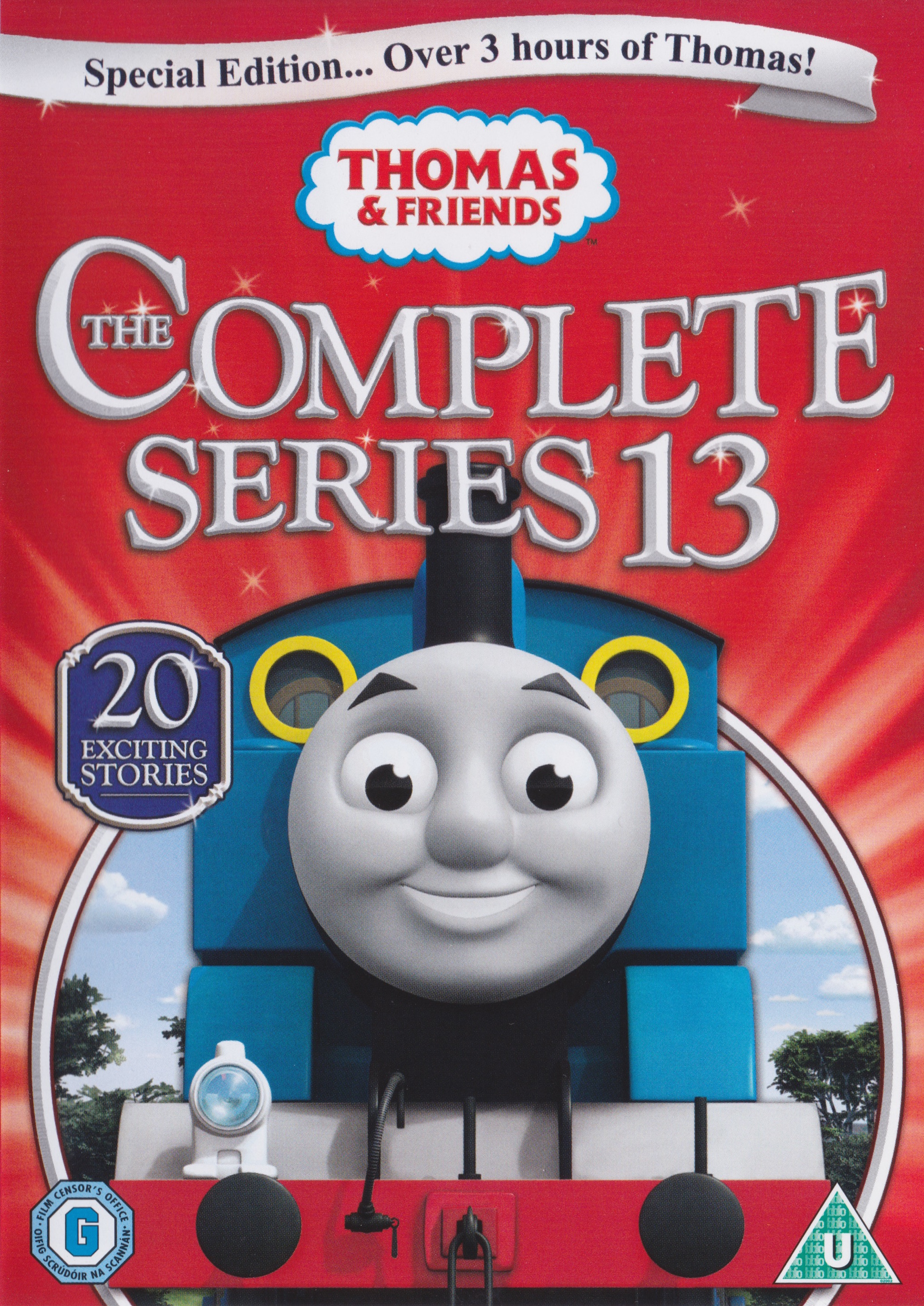 The Complete Series 13