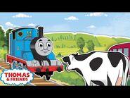 Tunnels, Bridges, Tracks and Hills - Thomas & Friends UK - Nursery Rhymes for Kids