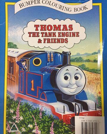 Bumper Colouring Book Thomas The Tank Engine Wikia Fandom