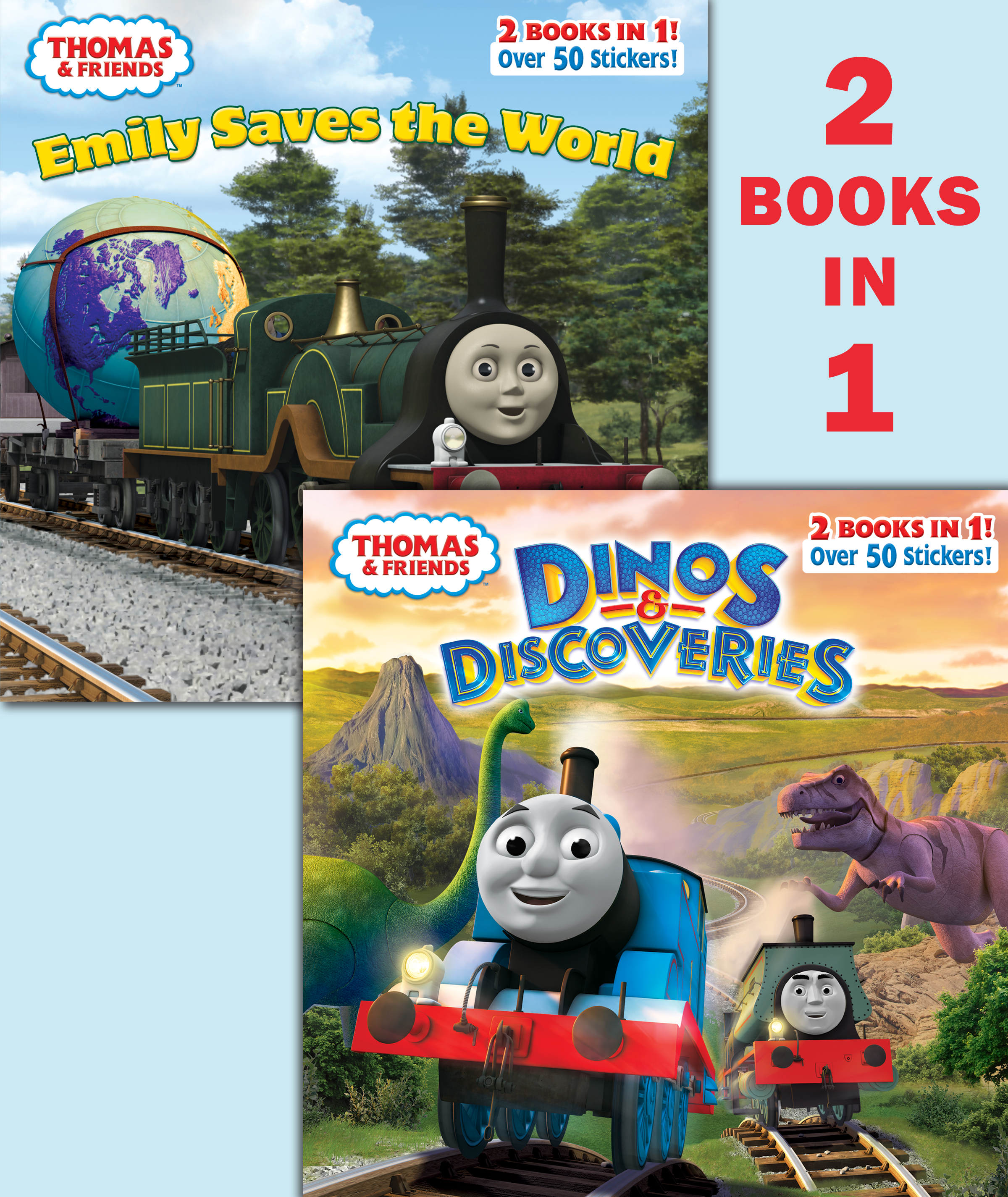 Dinos and Discoveries/Emily Saves the World