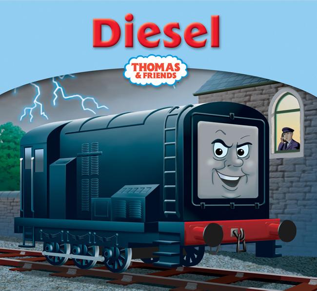 Diesel (Story Library Book)
