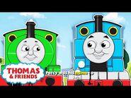 PERCY! - Thomas & Friends™ Nursery Rhymes & Kids Songs - BINGO!